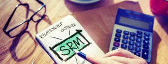 Supplier Relationship Management SRM Assessment Enterprise Analysis Concept