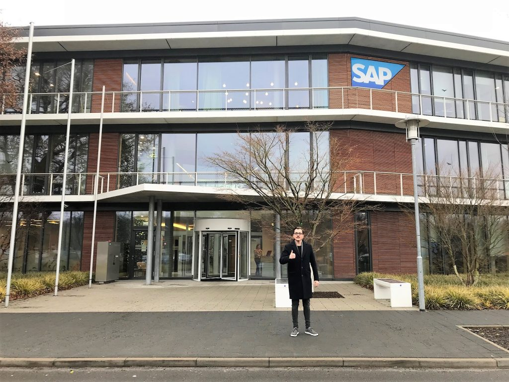 sap innovation center potsdam