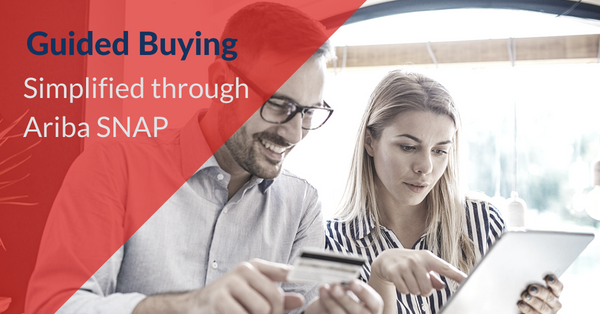 Guided Buying Ariba SNAP