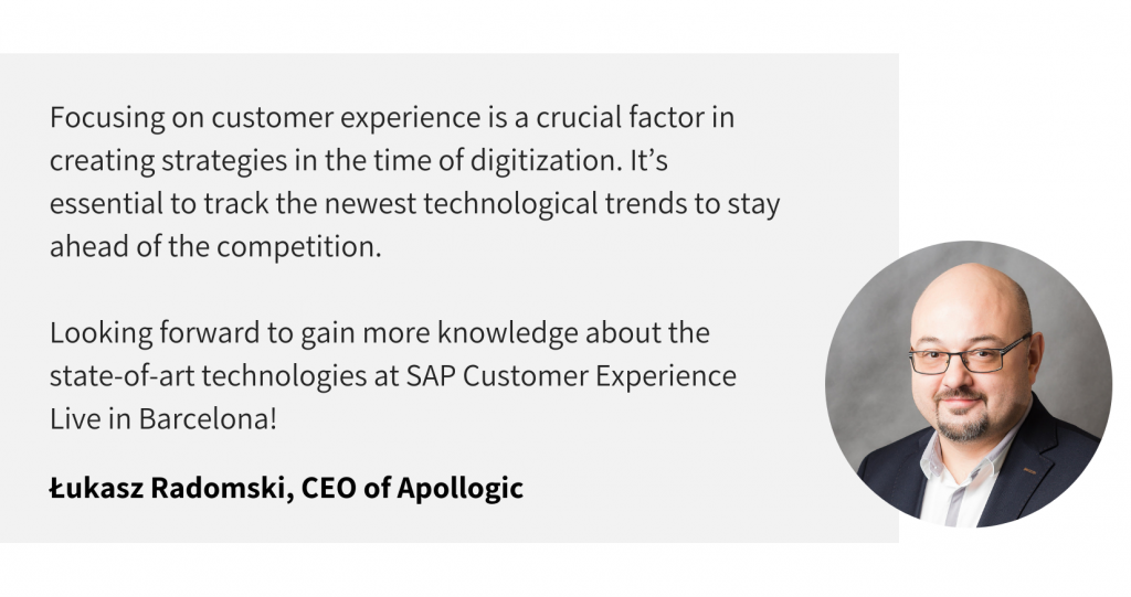 sap customer experience live c4hana