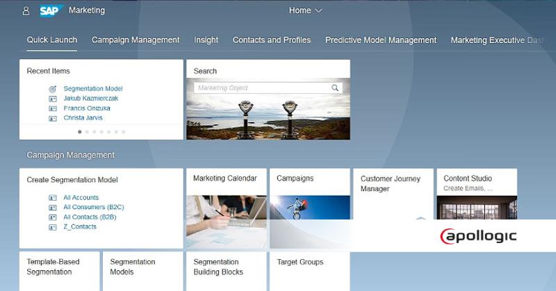 SAP Marketing
