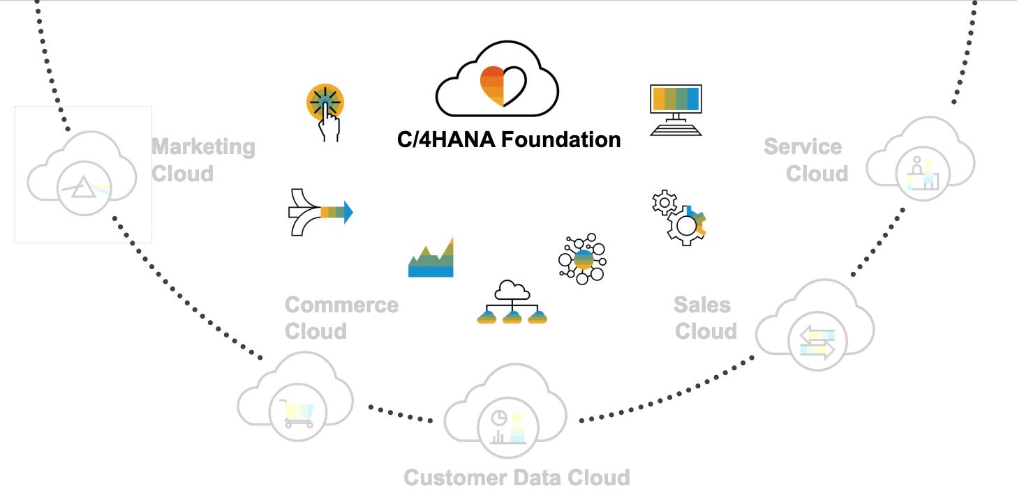 C4HANA Foundation Vision