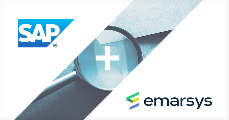 SAP's Emarsys acquisition