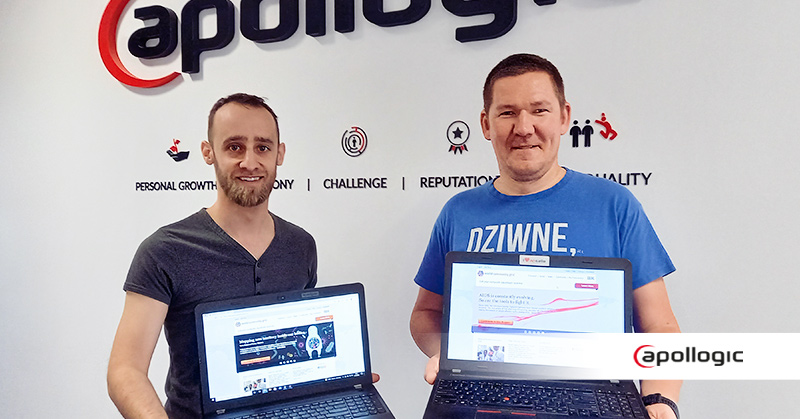 Apollogic supports World Community Grid